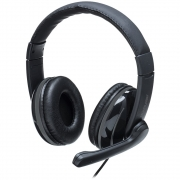 Headset Multilaser Pro USB Preto / Cinza PH317 30125