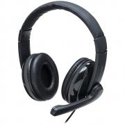Headset Multilaser Pro USB Preto / Cinza PH317 30125