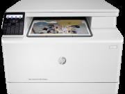 Impressora Multifuncional Laser Color Laserjet M180NW HP 25355