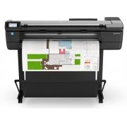 """Impressora Multifuncional Plotter HP Designjet T830 36"""" Pol. F9A30D 29890"""