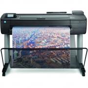 """Impressora Plotter Designjet T730 36"""" F9A29D HP 30143"""