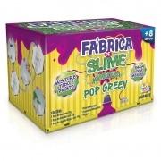 Kimeleka Fabrica de Slime Acrilex Pop Green 43004 29633