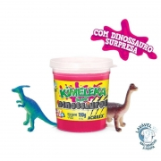 Kimeleka Slime Dinossauro Acrilex 180G Sortido 05840 29622