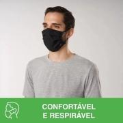 Kit 3 Máscaras De Proteção 3M + 1 Gel Antisséptico Hi Clean 250ml