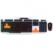 Kit Teclado e Mouse Ice USB TM300 513301 OEX 25471