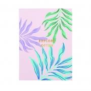 Kit Sticker Book Tropical UP4YOU Lem00010Up 28158