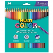 Lápis de Cor 24 Cores Super 11.2400N Multicolor 14992