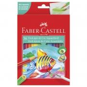 Lápis de Cor 36 Cores Aquarelável 120236G Faber-Castell 09979