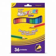 Lapis De Cor 36 Cores Multicolor Super 11.3600N 03206