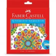 Lápis de Cor Faber-Castell 72 Cores Sextavado 120172G 29794