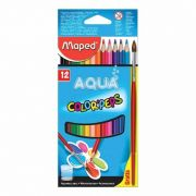 Lapis de Cor Maped 12 Cores Aquarelavel 836011ZV 21089