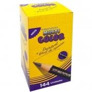 Lápis Grafite Eco Super Nº 2 Caixa Com 144 Un. Multicolor 15045