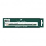 Lápis Grafite Faber-Castell H 9000H 12 Un. 9000H 25115