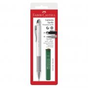 Lapiseira 0.5mm Faber-Castell Apollo + Grafite SM/05LA 27171