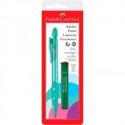 Lapiseira 0.5mm Faber-Castell Bubble Pastel Verde SM/05Bbva 29381