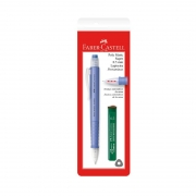 Lapiseira 0.5mm Faber-Castell Poly Matic Super + 12 Grafite Sm05Pms 18088