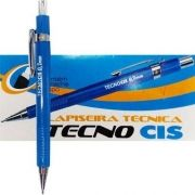 Lápiseira Tecnica 0.7 Tecnocis Azul Caixa  Com 12Un Ref.250.5100 23636