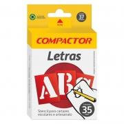 Letras e Números ABC Compactor 35mm 1715 25183