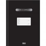 Livro Registro Tilibra de Empregados Com 50 Fls 121266 11001