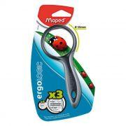 Lupa Junior Aumento 3X 50mm Diam Sortidas 039100 Maped 08595