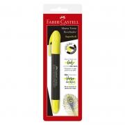 Marca Texto Gel Faber-Castell Amarelo 1557 22463
