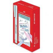 Marcador de Texto Faber-Castell Mix Tons Pastel 12 Un. MT/MIXTPZF 11557