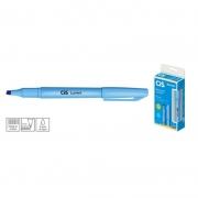 Marcador de Texto Lumini Azul Caixa Com 12 Un. 4.8601 CiS 22684