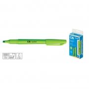Marcador de Texto Lumini Verde Caixa Com 12 Un. 4.7800 CiS 22681