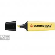 Marcador de Texto Stabilo Boss Amarela Pastel 52.8001 25919