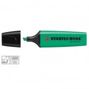 Marcador de Texto Stabilo Boss Verde  70/33 18397
