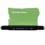 Marcador Permanente Maker Dual Bismark Pale Green PK0206D 059 27064