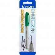 Marcador Retro Projetor 2.0mm Verde Pilot 01751