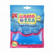Massinha de E.V.A Make+ Azul 50G 13001 26772