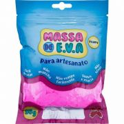 Massinha de E.V.A Make+ Rosa 50G 13008 26778