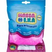 Massinha de E.V.A Make+ Rosa 50G 13008 26778