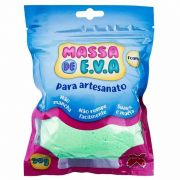 Massinha de E.V.A Make+ Verde Claro 50G 13012 26780