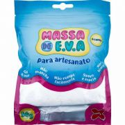 Massinha de EVA Make+ Branco 50G 13003 26774