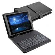 Mini Teclado Multilaser Capa Para Tablet 7 Preto TC155 18773