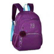 Mochila Clio Rebecca Bonbon Ziper Personalizado Cores Sortidas RB2060 28643