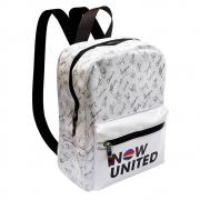 Mochila DAC Now United Branca 3359 29736