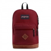 Mochila Jansport City View Viking Red 3P3U9Fl 29857