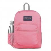 Mochila Jansport Cross Town Strawberry Pink 47LW53Y 29806