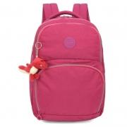 Mochila Notebook UP4YOU Crinkle Vinho Mj48681Up 28425