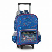Mochilete Clio Infantil Video Game Bolso Transparante Vg2071K 28482