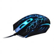 Mouse Gamer Action Optico OEX USB Preto MS300 30174