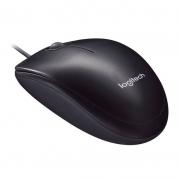 Mouse USB M90 Preto 1000DPI Logitech 20827