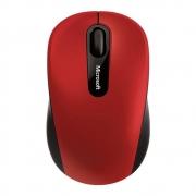 Mouse Microsoft Sem Fio Mobile Bluetooth Vermelho PN700018 27688
