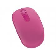 Mouse Microsoft Sem Fio Mobile USB Rosa U7Z00062 27701