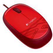 Mouse USB M105 Vermelho Logitech 19912