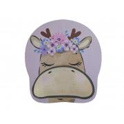 MousePad Ergonômico Reliza Confort Fun Girafa Ref.005435 30323
